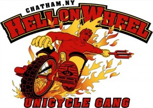 Hell On Wheel logo