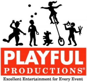 Playful Producitons Logo